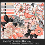 Heartsong Spare Parts Pack-$3.99 (Jumpstart Designs)