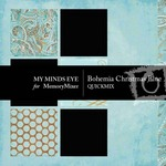 Bohemia Christmas Blue QuickMix-$4.49 (My Minds Eye)