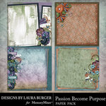 Passion Become Purpose Stacked Papers-$4.99 (Laura Burger)
