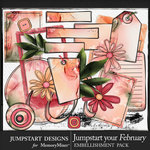 Jumpstart Your February 2017 Add On Pack-$2.80 (Jumpstart Designs)