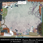 Passion Become Purpose Borders Pack-$3.49 (Laura Burger)
