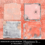Happiness Is Fancy Paper Pack-$4.99 (Laura Burger)