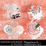 Happiness Is Scatters Pack-$4.99 (Laura Burger)