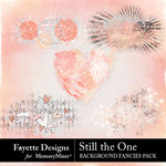 Still the One Background Fancies Pack-$2.80 (Fayette Designs)