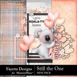 Still the One Mini Kit-$2.99 (Fayette Designs)