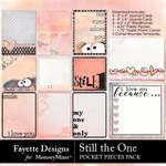Still the One Pocket Pieces Pack-$3.99 (Fayette Designs)