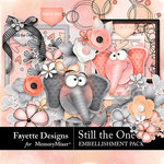Still the One Embellishment Pack-$3.49 (Fayette Designs)