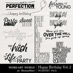 Happy birthday vol. 2 small