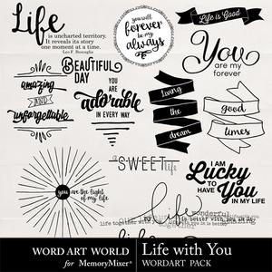 Life with you medium