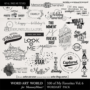100 of my favorites vol. 6 medium