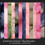 Heartbreaker JSD Watercolor Paper-$3.99 (Jumpstart Designs)