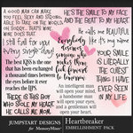 Heartbreaker JSD WordArt Pack-$3.99 (Jumpstart Designs)