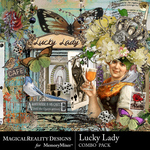 Lucky Lady Combo Pack-$8.99 (MagicalReality Designs)