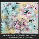 Painted With Dreams Accents Pack-$3.99 (Jumpstart Designs)