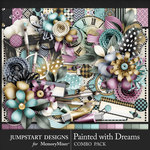 Painted With Dreams Combo Pack-$8.99 (Jumpstart Designs)