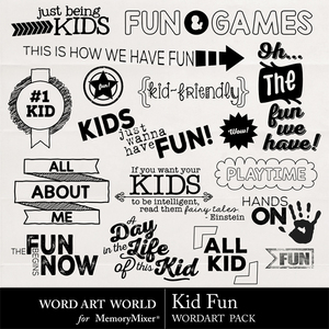 Kid fun medium