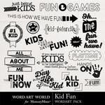 Kid fun small