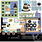 Halloween Hoopla Embellishment Pack-$3.00 (s.e.i)