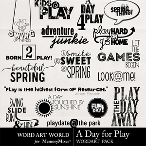 A day for play medium
