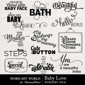 Baby love medium