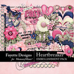 Heartbreaker FD Embellishment Pack-$4.99 (Fayette Designs)