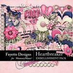 Heartbreaker FD Embellishment Pack-$4.99 (Fayette Designs)