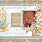Sweet baby boy kit sample 2 small