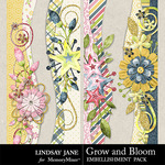 Grow and Bloom Border Pack-$1.99 (Lindsay Jane)