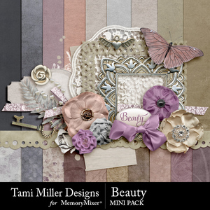 Beauty mini pack medium