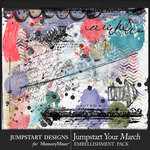 Jumpstart Your March 2017 Accents Pack-$2.80 (Jumpstart Designs)