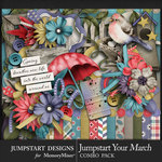 Jumpstart Your March 2017 Combo Pack-$7.99 (Jumpstart Designs)