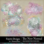 The New Normal Background Fancies-$2.80 (Fayette Designs)
