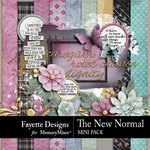 The New Normal Mini Kit-$4.99 (Fayette Designs)