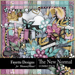 The New Normal Combo Pack-$6.29 (Fayette Designs)
