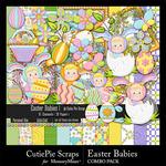 Easter Babies Combo Pack-$4.99 (CutiePie Scraps)