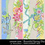 Beautiful Spring Day Border Pack-$1.99 (Lindsay Jane)