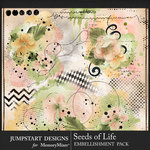 Seeds of Life Accents Pack-$3.99 (Jumpstart Designs)