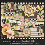 Seeds of Life Add On Pack-$3.99 (Jumpstart Designs)