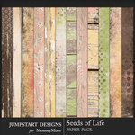 Seeds of Life Country Paper Pack-$3.99 (Jumpstart Designs)