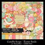 Easter Smile Combo Pack-$4.99 (CutiePie Scraps)