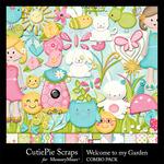 Welcome to my Garden Combo Pack-$4.99 (CutiePie Scraps)