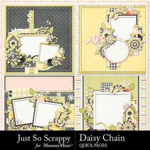Daisy chain quick pages medium