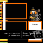 Sweet Spook Street QuickMix-$5.00 (Tara Reed Designs)