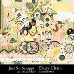 Daisy Chain JSS Combo Pack-$4.99 (Just So Scrappy)