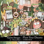 Plant Your Dreams Combo Pack-$8.99 (Fayette Designs)