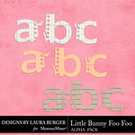 Little Bunny Foo Foo LB Alphabet Pack-$3.99 (Laura Burger)