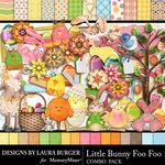 Little Bunny Foo Foo LB Combo Pack-$4.00 (Laura Burger)