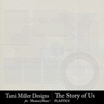 The Story of Us TM Plastics Pack-$2.99 (Tami Miller)