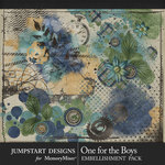 One for the Boys JSD Accents Pack-$3.99 (Jumpstart Designs)