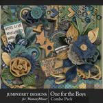 One for the Boys JSD Combo Pack-$7.99 (Jumpstart Designs)